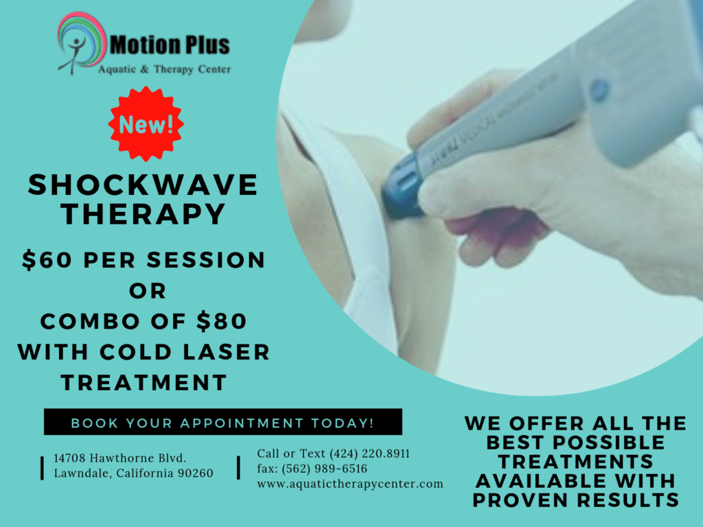 Aquatic Therapy Center Shockwave Therapy